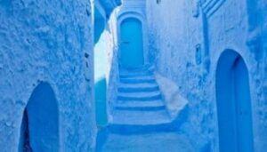 Chefchaouen City Morocco